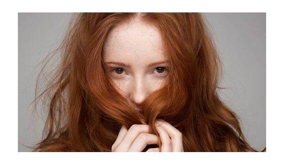 русый бронзовый цвет волос