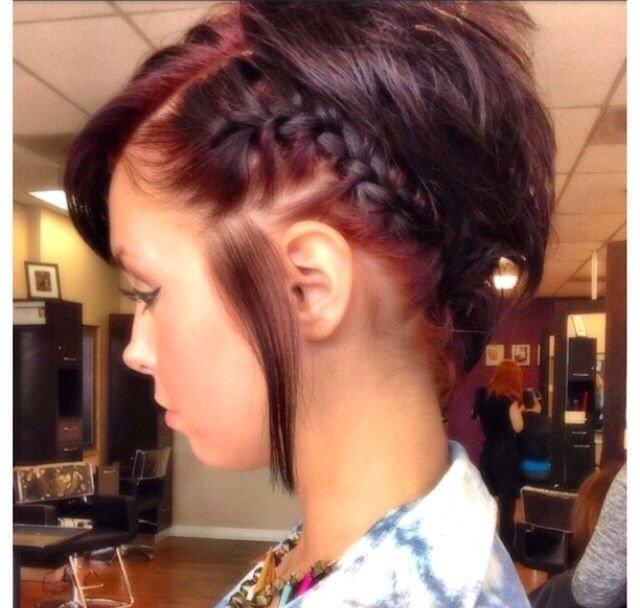 Ирокез для волос
