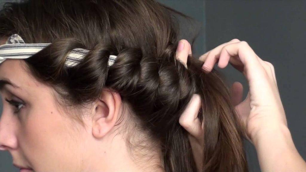Легкие кудри на длинные волосы