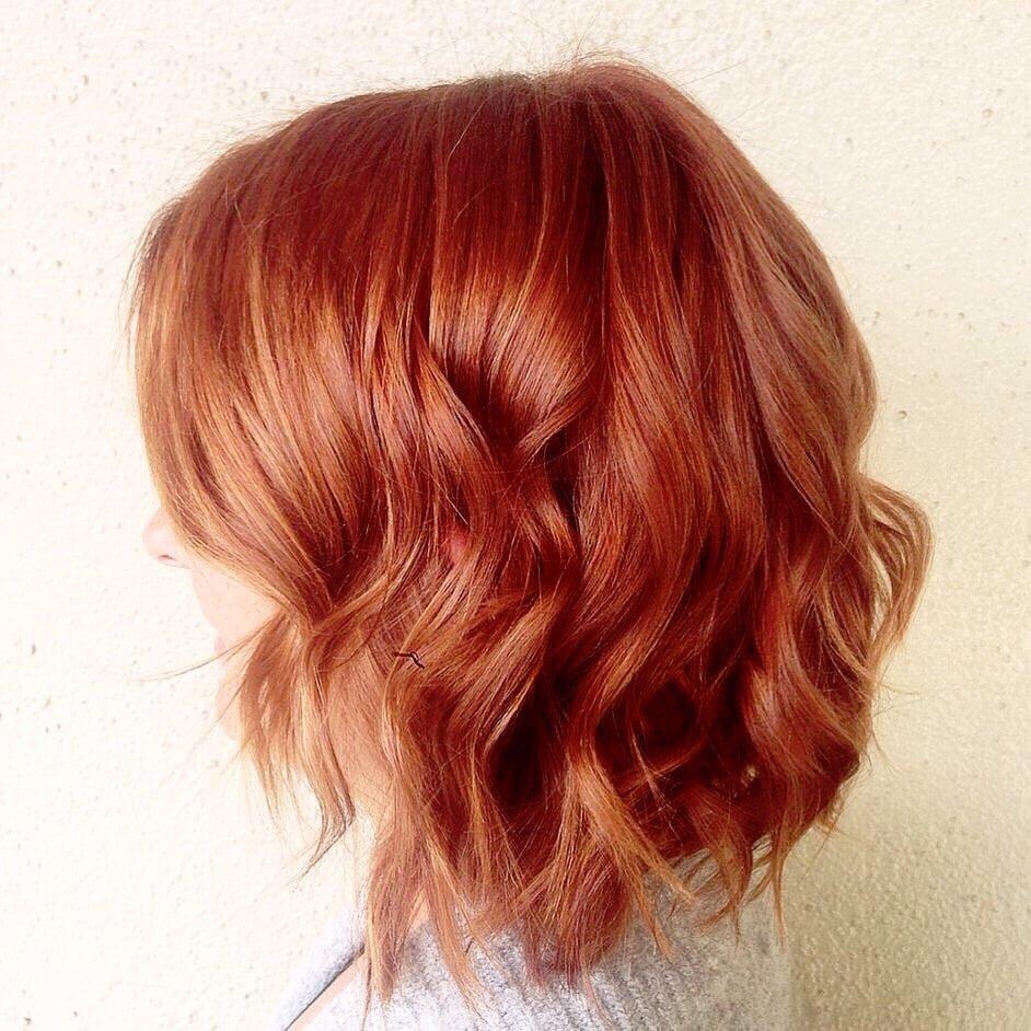 краска для рыжих волос