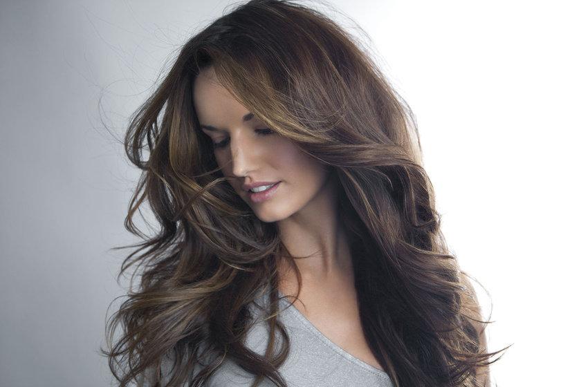 окрашивание волос в русый цвет красивый