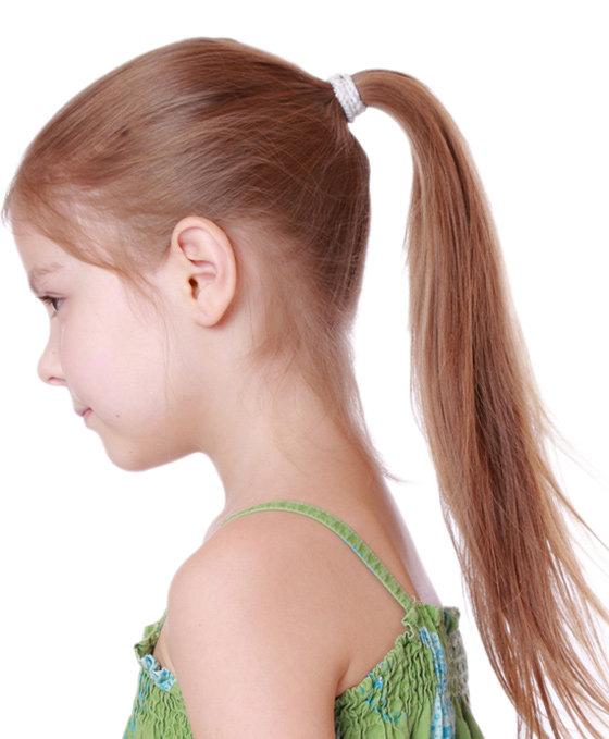 детские прически с косами на длинные волосы