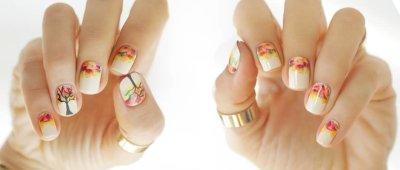 Осенний маникюр: модные тенденции, сочетание цветов, фото