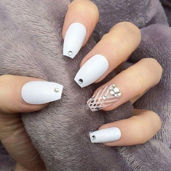 Белый цвет, геометрия