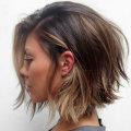Окрашивание на короткие волосы: модные тенденции с фото