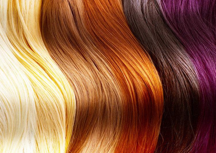 Беривелл краска для волос: палитра