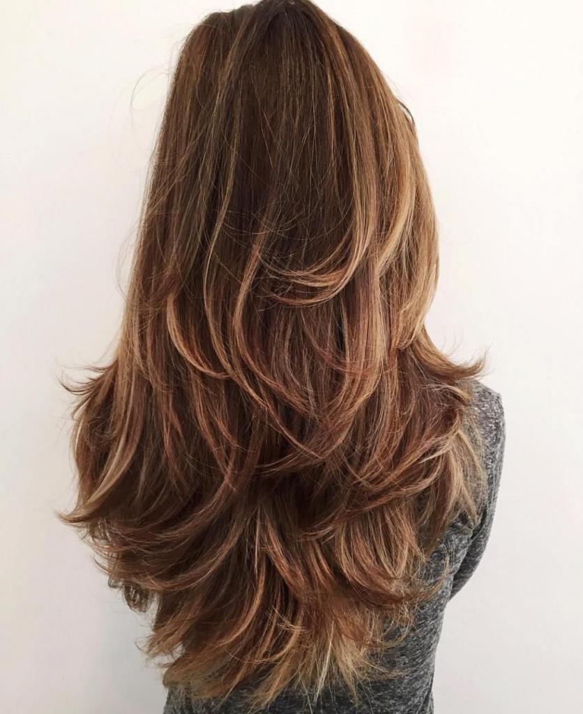 Лесенка ва волосы