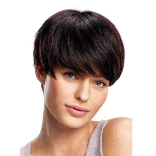 Стрижка шапочка на короткие волосы фото