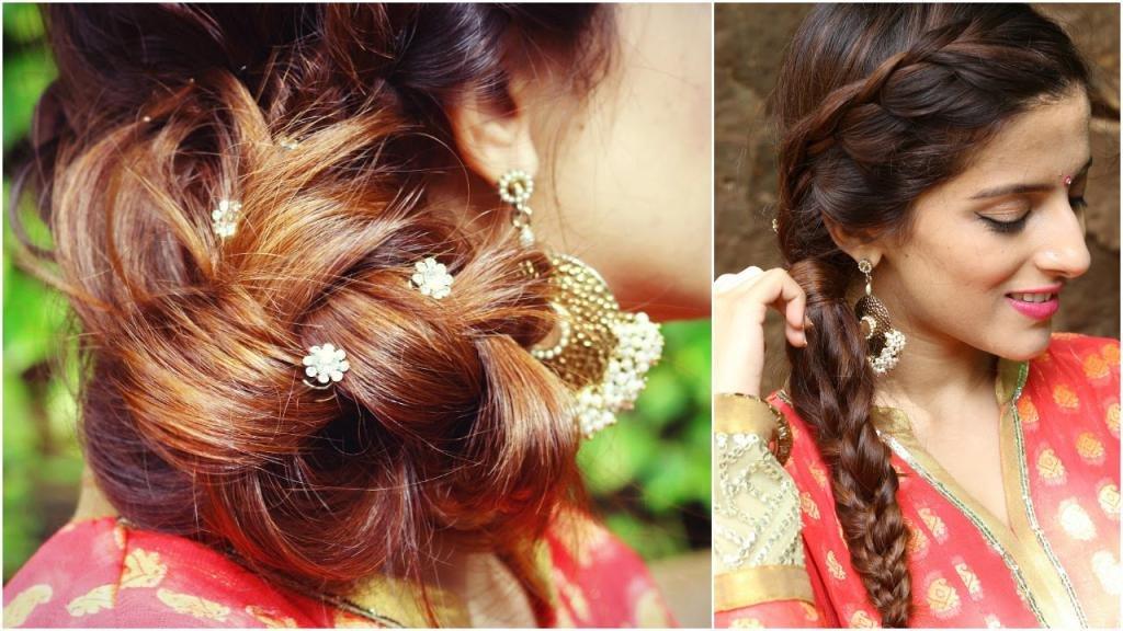 красивые волосы индианки