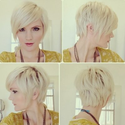 Стрижки с короткой макушкой на короткие волосы: фото, варианты, кому подходят