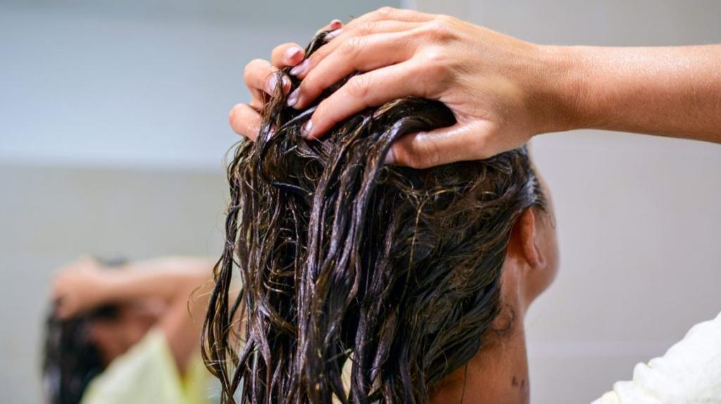 уход за волосами после карвинга