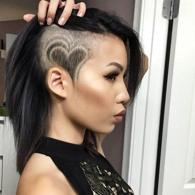 топ кнот у девушек, вариант распущенных волос