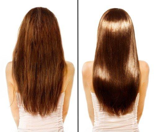 Как выпрямить волосы кератином в домашних условиях