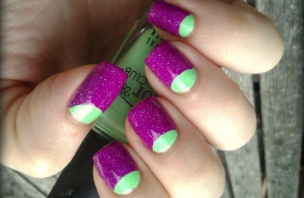 разные ногти