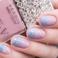Как на ногти наносить блестки: советы и секреты дизайна, обучающая пошаговая инструкция, фото