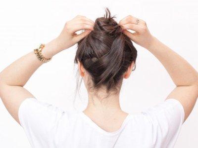 Как сделать модный пучок: варианты и инструкции