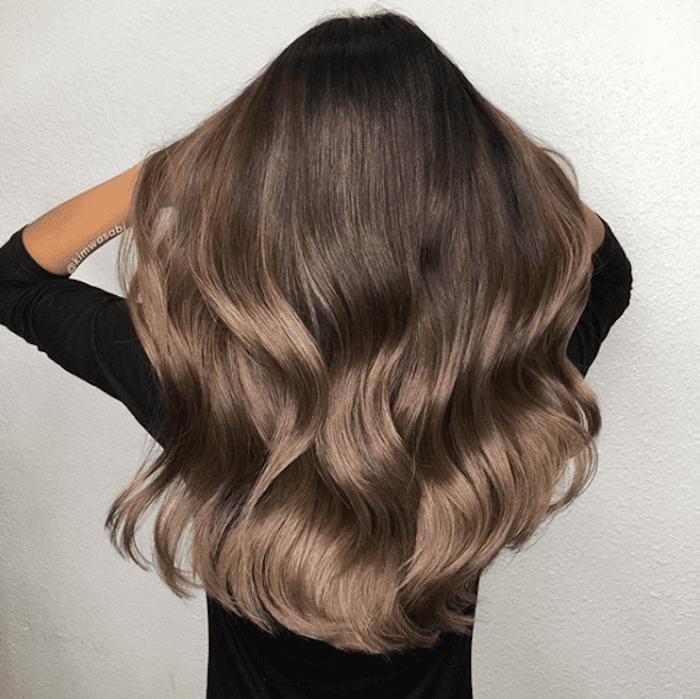 краска для волос бежево розовая
