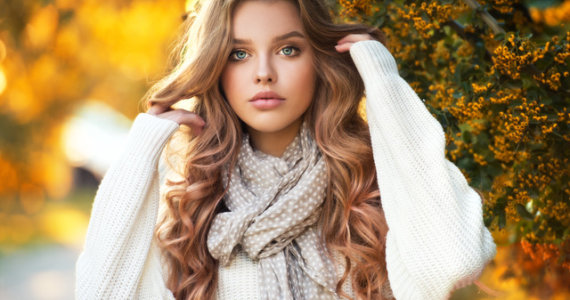 оттенки бежевого цвета волос