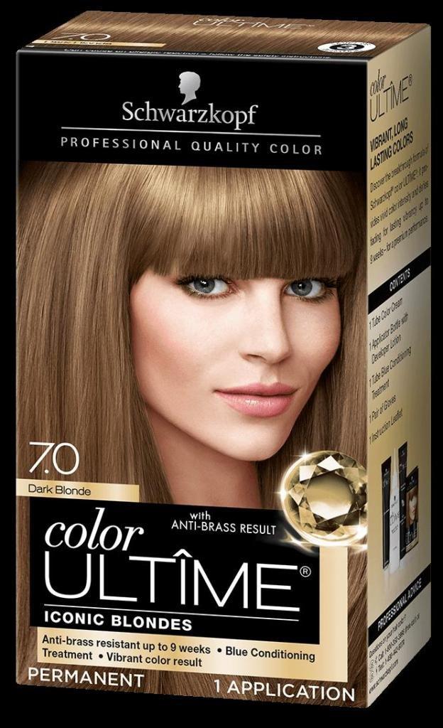 бежевый цвет волос какая краска