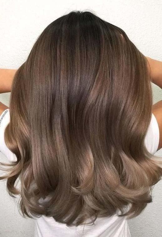 золотисто бежевый цвет волос