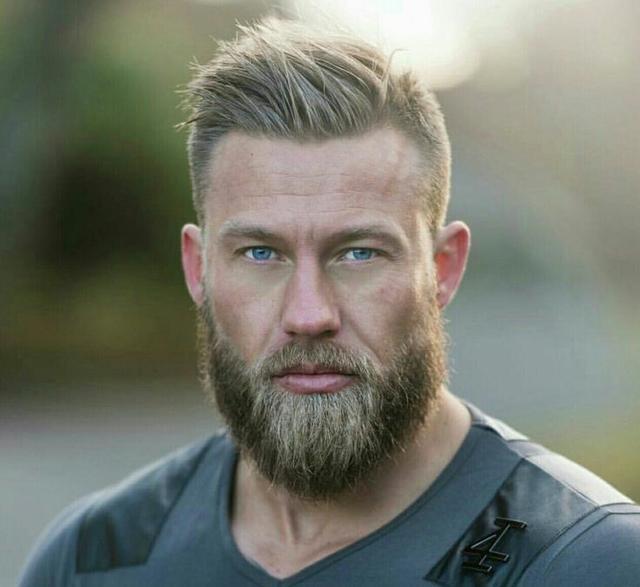 Полубокс и борода