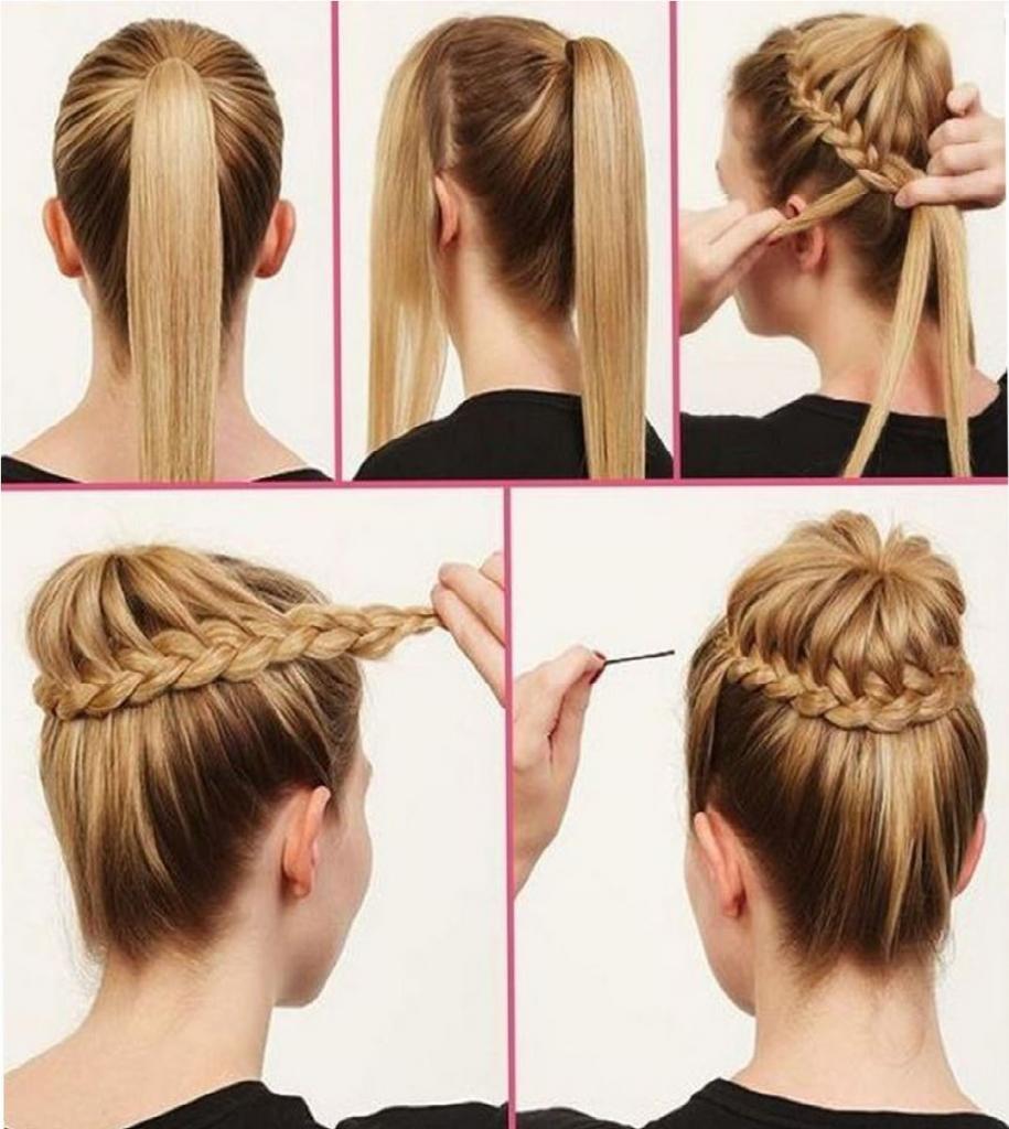 научиться плести косы поэтапно разные