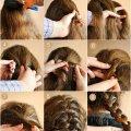 Косички для девочки: фото с пошаговым описанием плетения