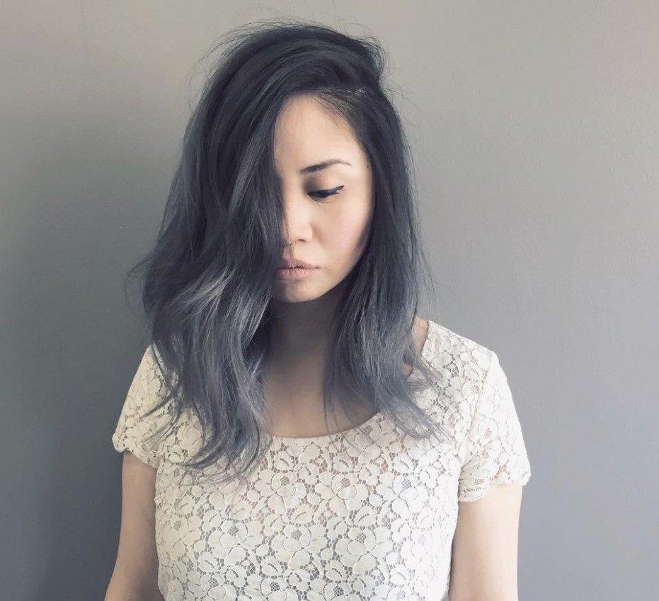 окрашивание волос от темного к светлому