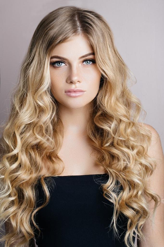 Золотые волосы
