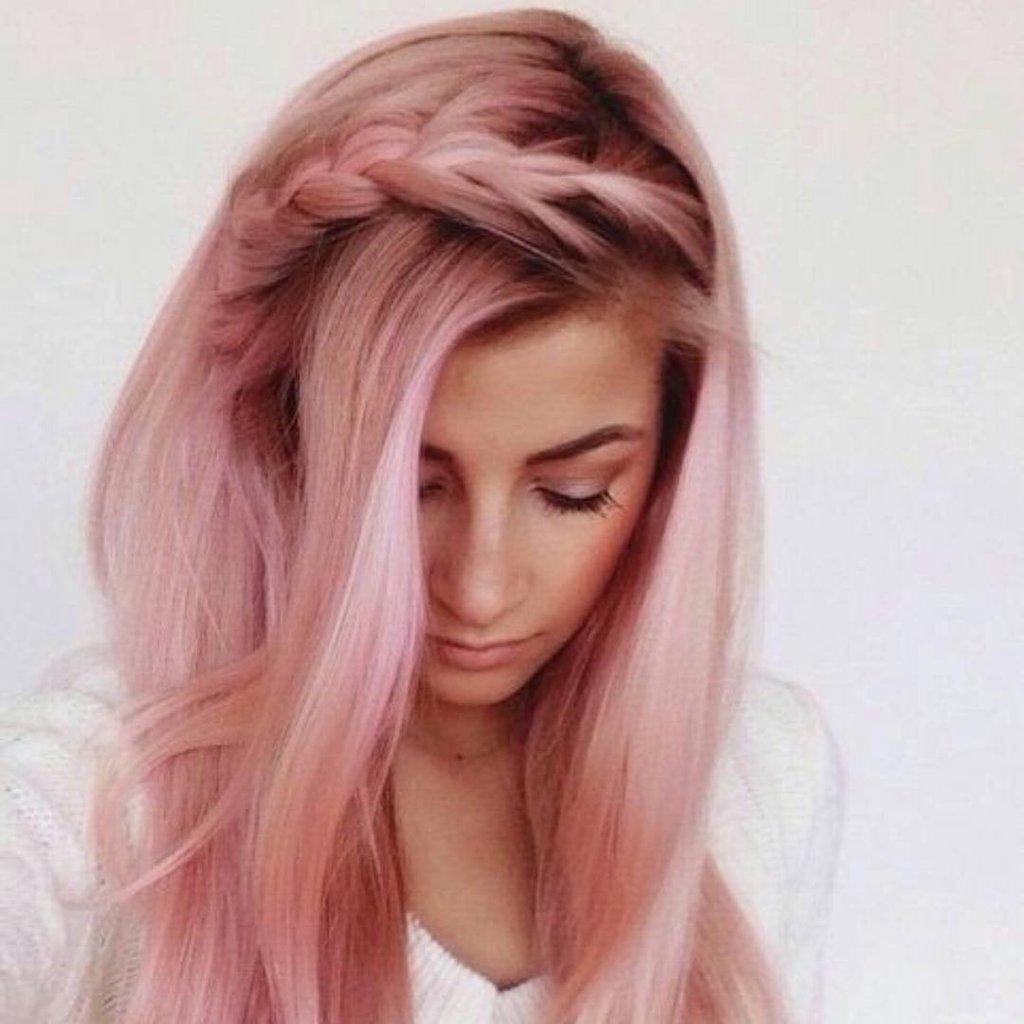 Розовые оттенки