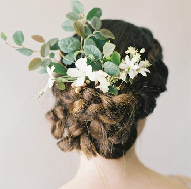 Клубок из кос