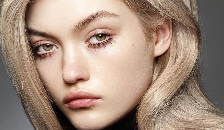 название оттенка блонд