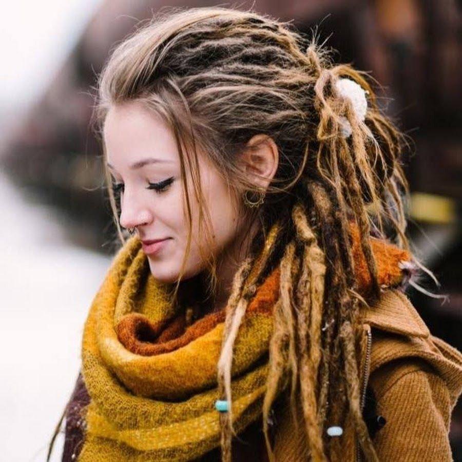 Дреды из натуральных волос