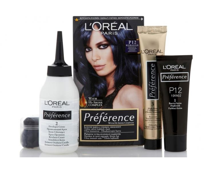 L'oreal Preference P12