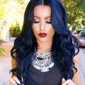 Иссиня-черный цвет: описание с фото, выбор краски для волос, способы нанесения, особенности и нюансы ухода за волосами после окраски
