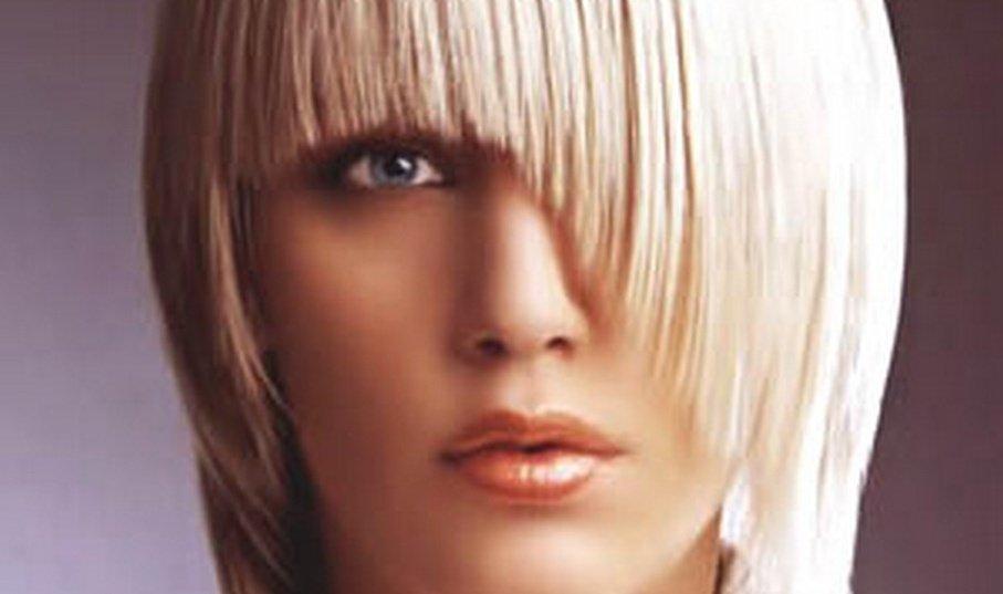 Шапочка на средние волосы