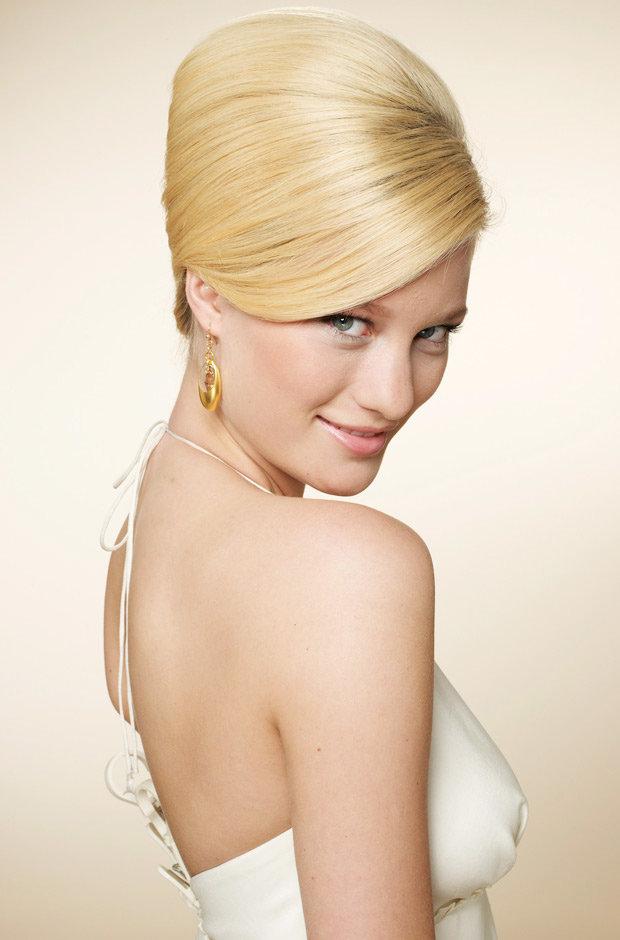 как правильно начесать волосы для объема