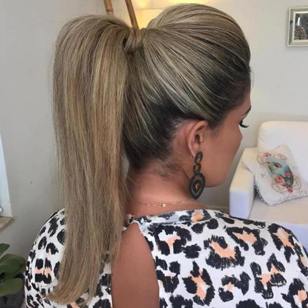 как начесывать волосы