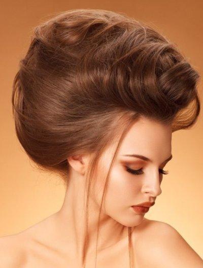 Как правильно делать начес волос для объема?
