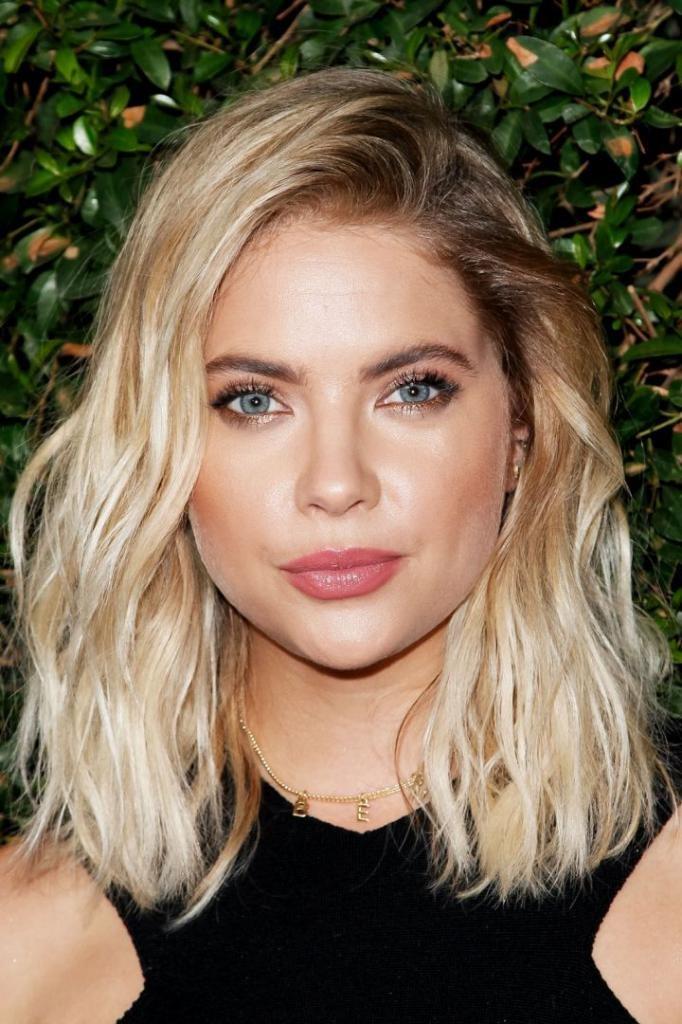 модное окрашивание волос блонд