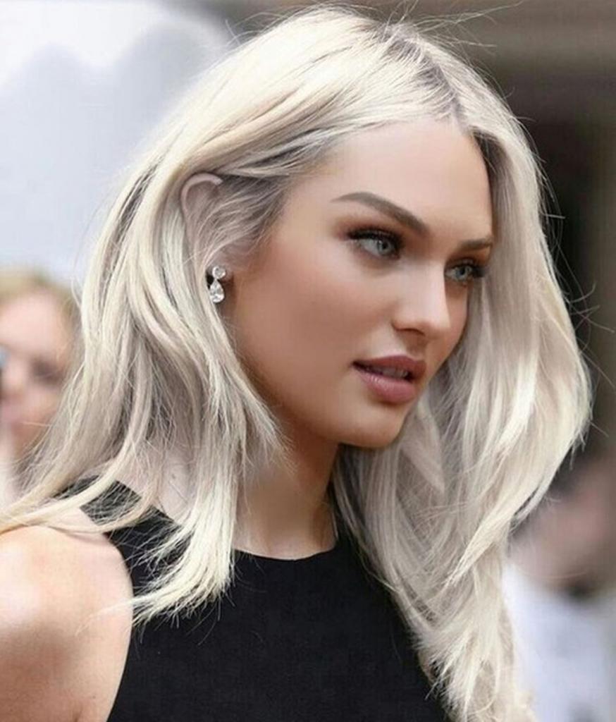 модное окрашивание для блондинок