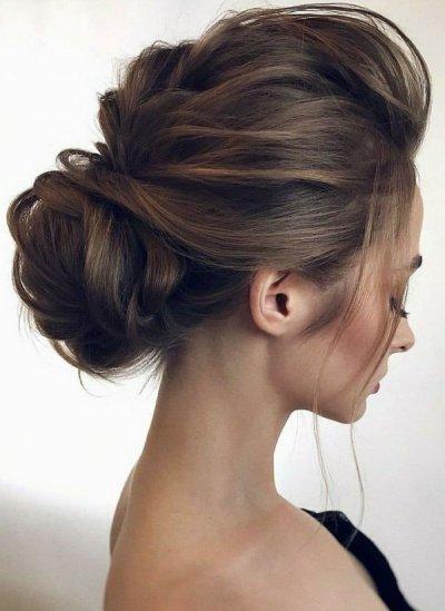 Как сделать пучок из волос: пошаговая инструкция с фото
