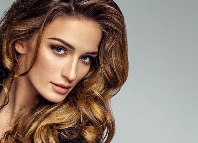 Идеально подобранный цвет волос