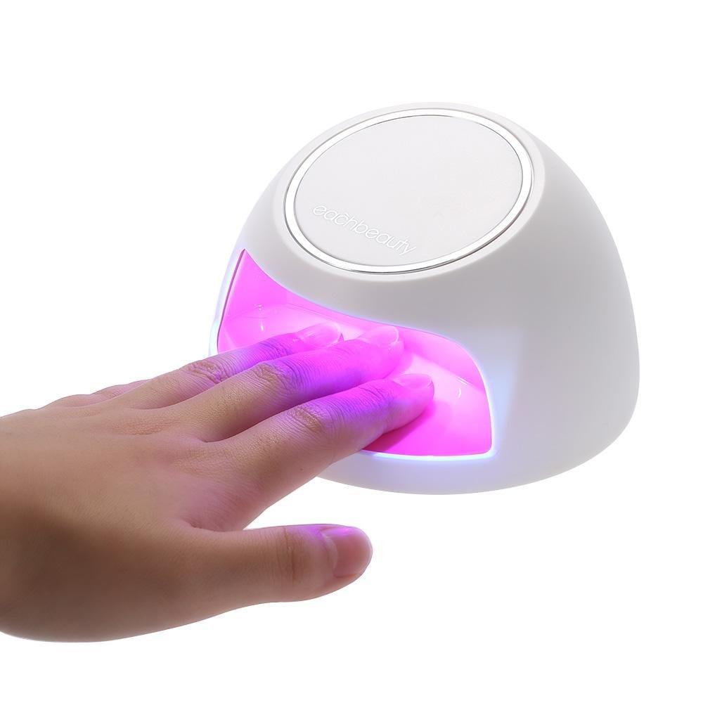 лампы для сушки ногтей одной руки