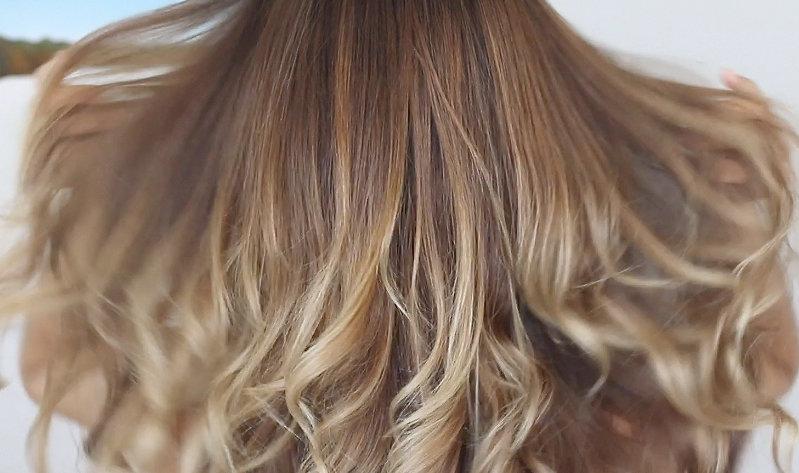 Как получить цвет волос пшеничный