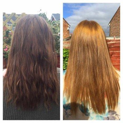 Декапирование волос: описание, техника выполнения, результат, фото