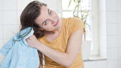 Как высушить волосы быстро без фена: способы и рекомендации
