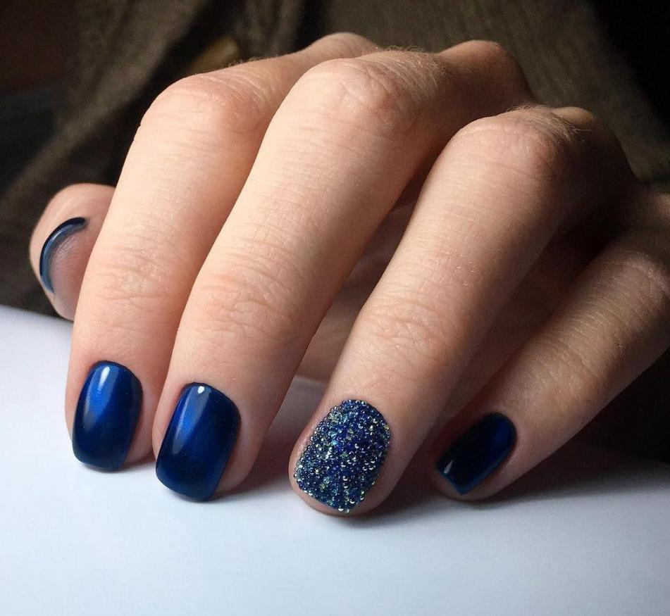 гель лак на маленькие ногти