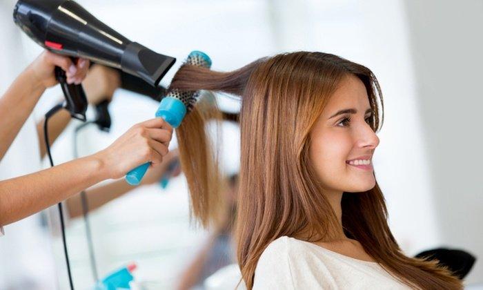 Как правильно сушить короткие волосы
