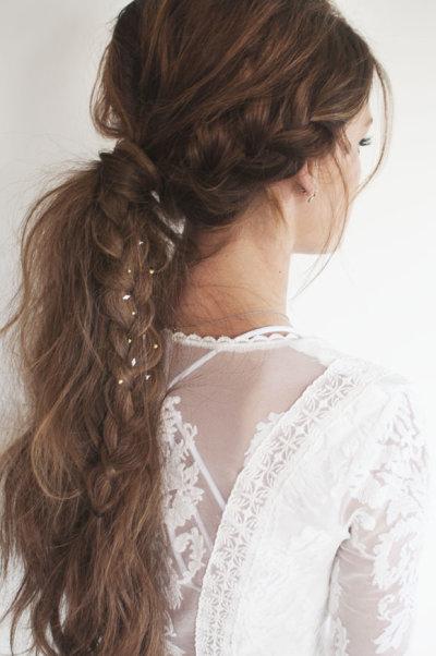 Праздничные прически своими руками на длинные волосы: варианты, фото